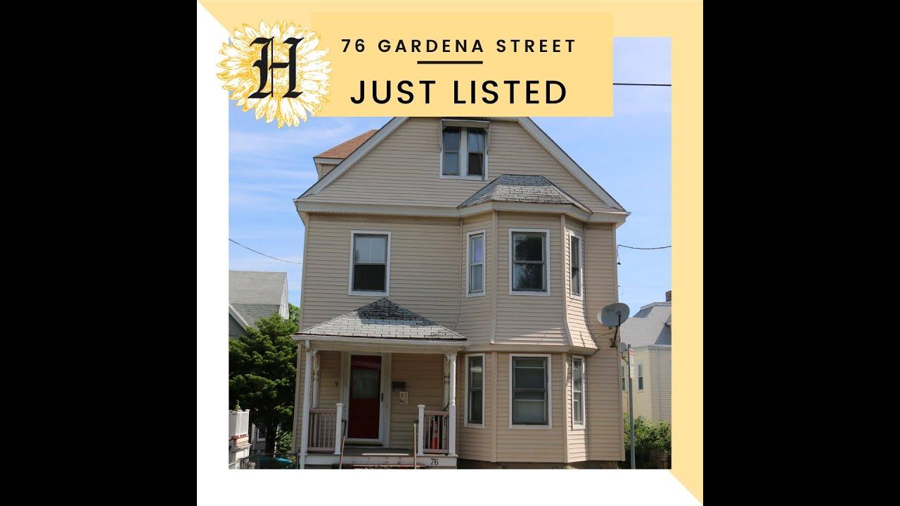 76 Gardena Street Brighton Massachusetts || Single family home for sale Brighton