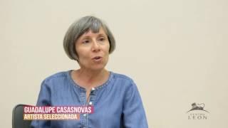 Centro León. Entrevista a Guadalupe Casasnovas