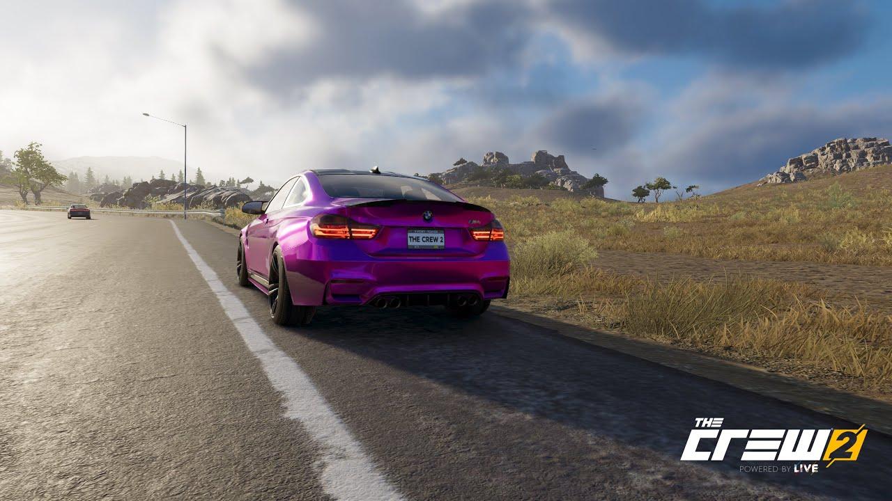 The Crew 2 BMW M4