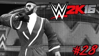 WWE 2K16 : Auf Rille zum Titel #28 [FACECAM] - EIN ETWAS ANDERES THEMA !!