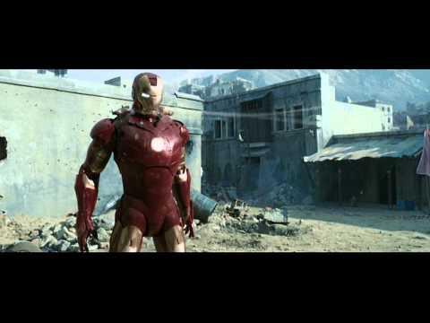 Iron Man Clip: Gulmira Fight Scene thumbnail