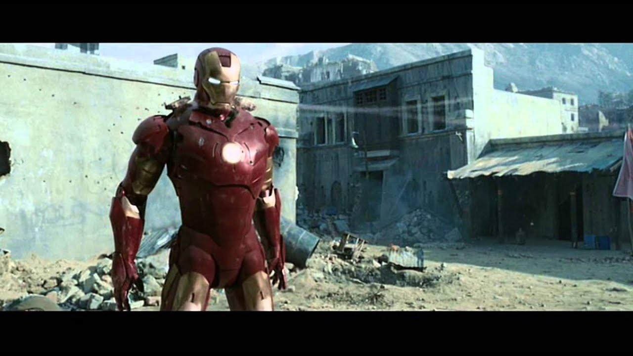 Iron Man Clip: Gulmira Fight Scene