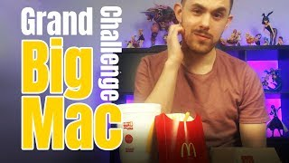 Grand Big Mac Meal Challenge!