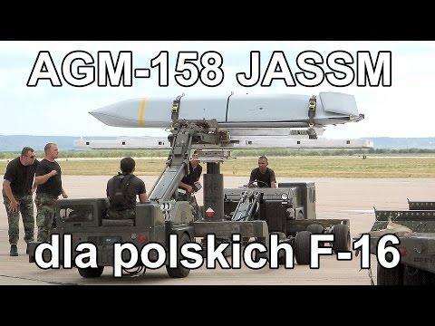 AGM-158 JASSM dla polskich F-16 (Komentarz) #gdziewojsko
