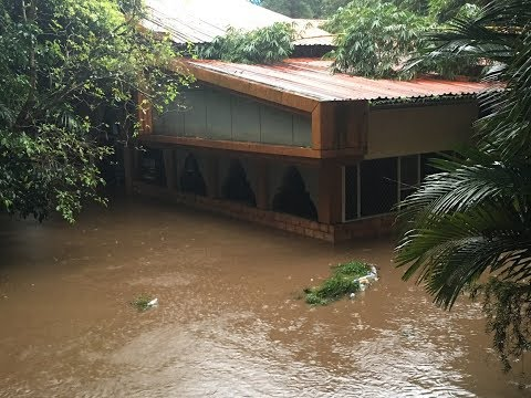 kerala-flood-damage-to-divine-retreat-centre