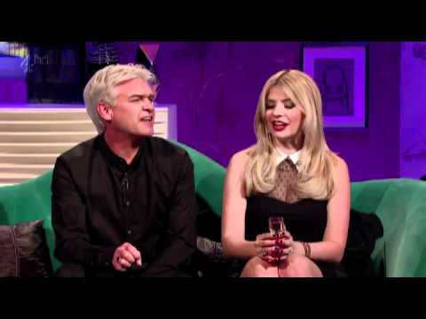 Alan Carr Chatty Man Phillip Schofield and Holly Willoughby part 1