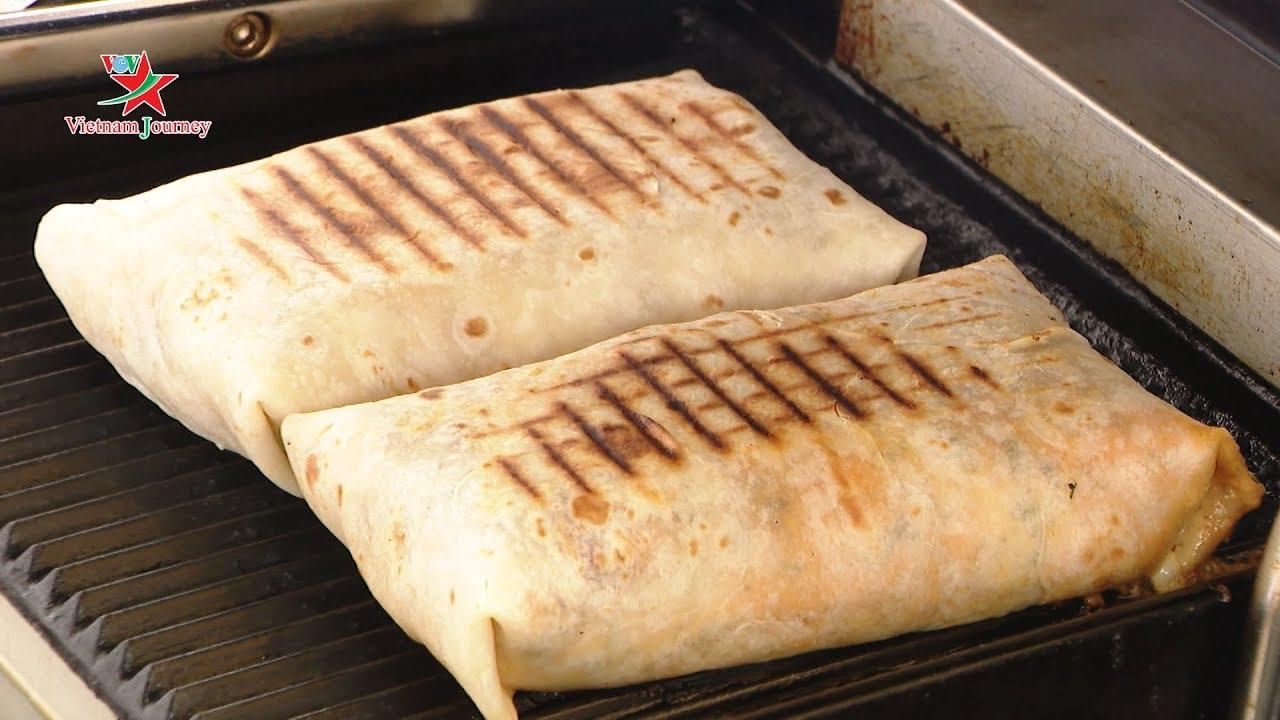 Bánh Taco phố Xuân Diệu