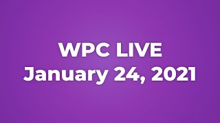 WPC Live [January 24, 2021] [10:00 AM]