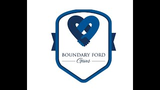 Boundary Ford   Wrap Up Video 1