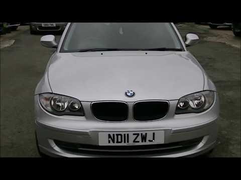 ND11 ZWJ BMW 1 SERIES 2 0 118D SPORT 5d 141 BHP