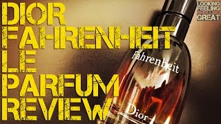 Dior Fahrenheit Le Parfum Review(Buy Dior Le Parfum: http://amzn.to/24gdpnP Buy Dior Le Parfum Sample/Decant: https://www.perfumesamplesanddecants.com/products/fahrenheit-le-parfum ..., 2016-04-25T21:49:39.000Z)