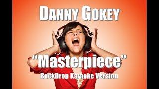 "Danny Gokey ""Masterpiece"" BackDrop Christian Karaoke"