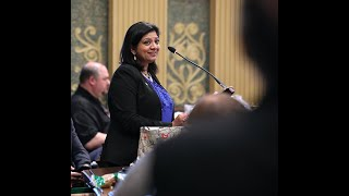 Rep. Kuppa Speaks To Her Resolution For Diwali