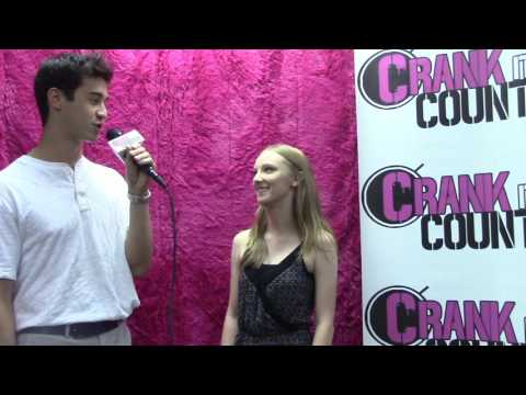 Lillian P Interview with Crank It Country .com