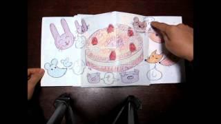 私が担当した図工のワークショップで小学校教員が作った作品です。 教育...