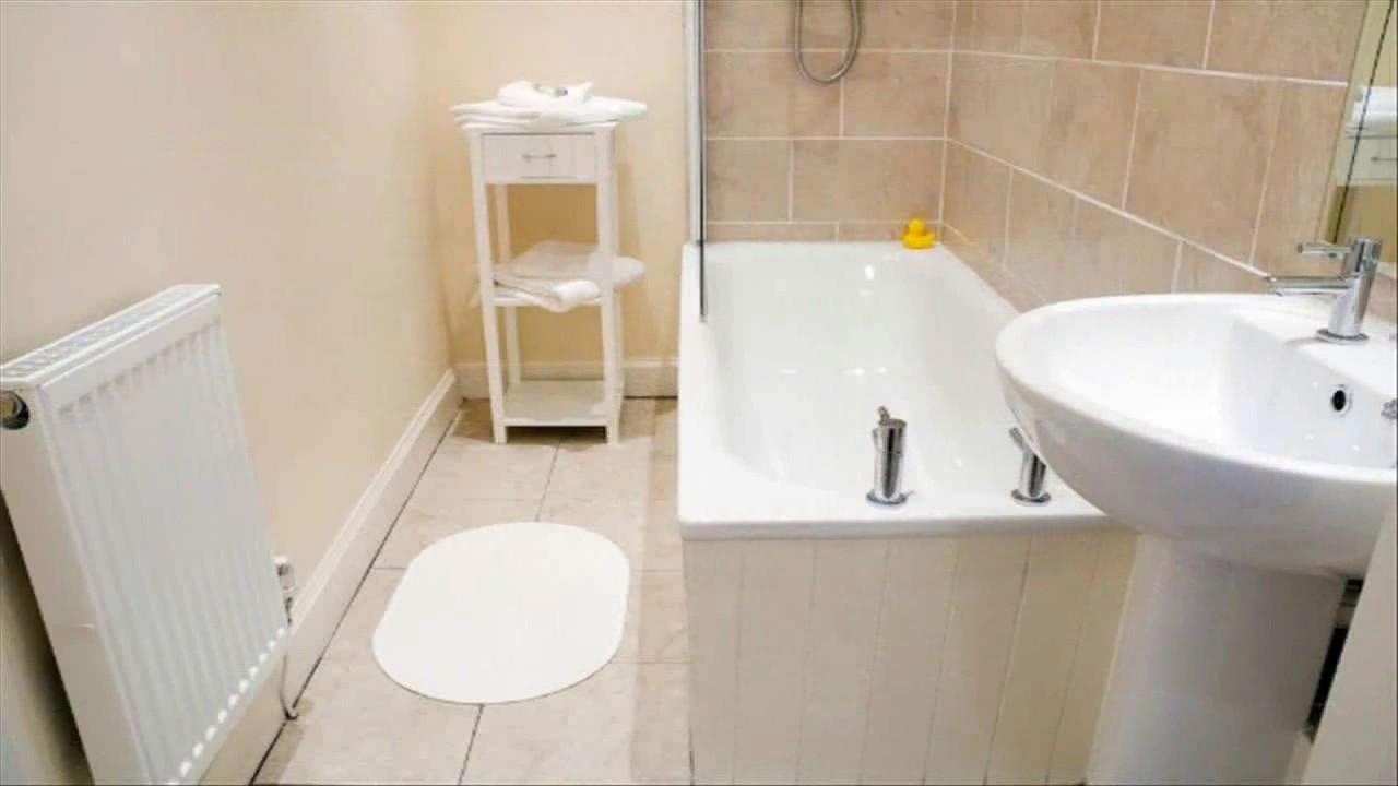 bathroom paint ideas with beige tile