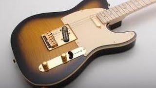 Richie Kotzen Signature Model Fender Telecaster - Guitar Review