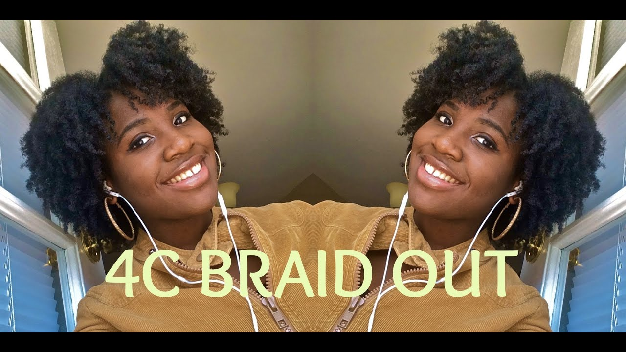 Youtube Braid Out On Short Natural Hair