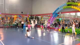 День защиты детей в фитнес-клубе «Мастер Джим»(31 мая в фитнес-клубе «Мастер Джим» состоялся праздник, посвященный двум событиям — 13-летию Клуба и Дню защи..., 2014-06-06T01:49:26.000Z)