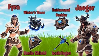 HOW to KNOW THE FORTNITE SKINS IN AVANCE !!!!!!