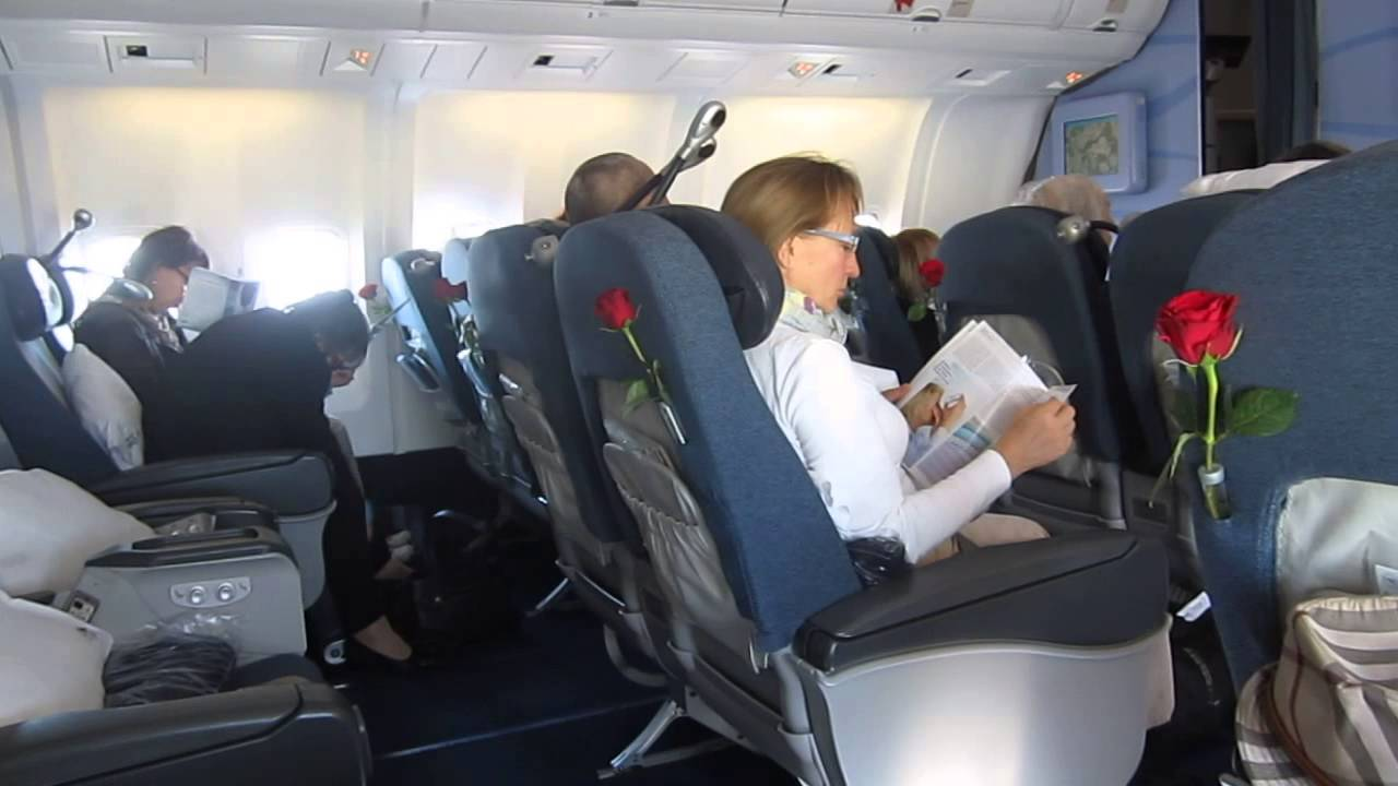 Condor 767 300er Flight To Phuket Youtube