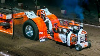 Modified Tractors at the Ahoy Rotterdam NL March 16 2019 by EUSM