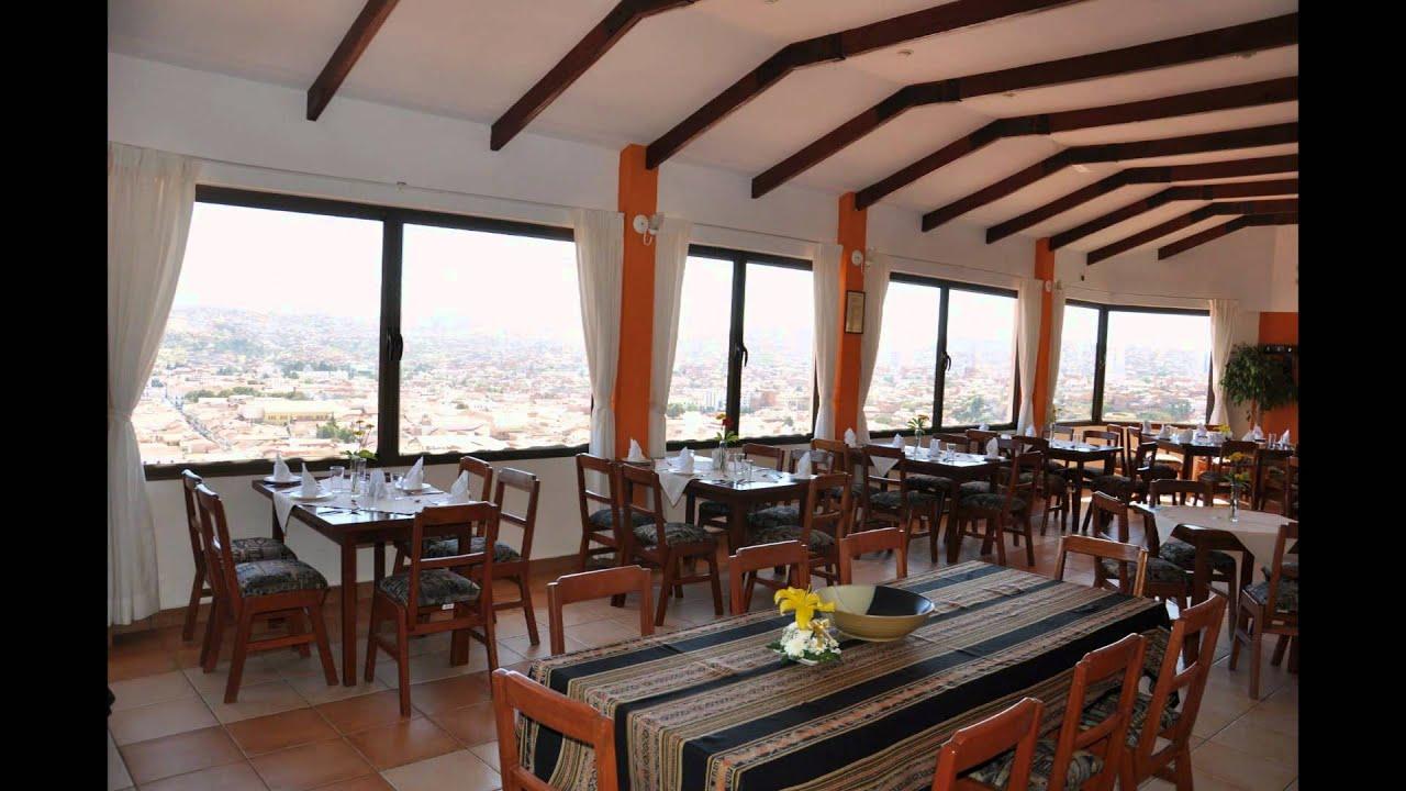 Hotel Casa Kolping Sucre Bolivia