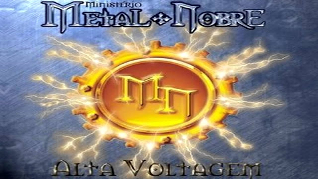 metal nobre alta voltagem