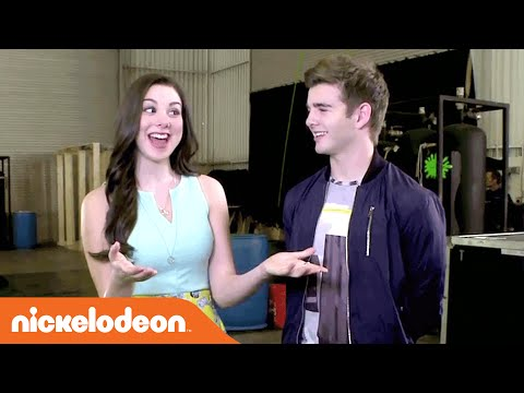 Kids' Choice Awards | Slime Factory: Behind The Scenes | Nick
