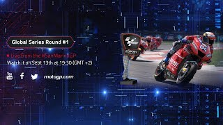 LIVE 📡: MotoGP eSport Championship Global Series Round 1