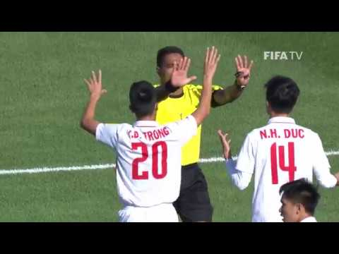 Match 21: France v. Vietnam - FIFA U-20 World Cup 2017