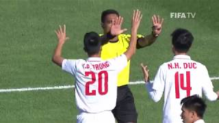 Match 21 France v. Vietnam - FIFA U-20 World Cup 2017