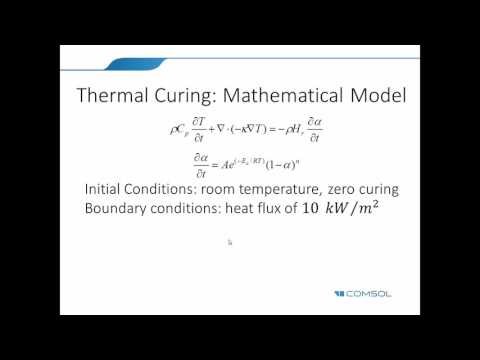 Lecture 18 Part 8: Integrated physics demo: thermal curings (Dr. Temesgen Kindo)