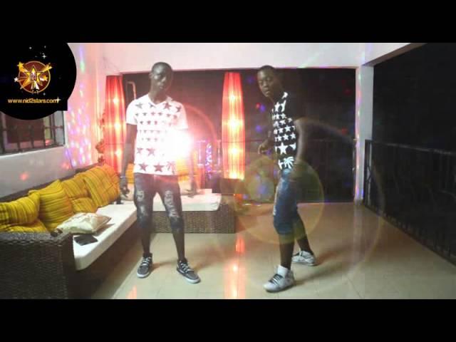 Tout Notre Talent (TNT) - Tutoriel du Mabougoulou Danse