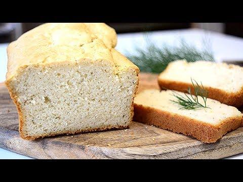 Диетический Хлеб из Рисовой Муки / Безглютеновый