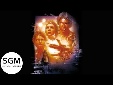 08. Tales Of A Jedi Knight/Learn About The Force (Star Wars: A New Hope Soundtrack)