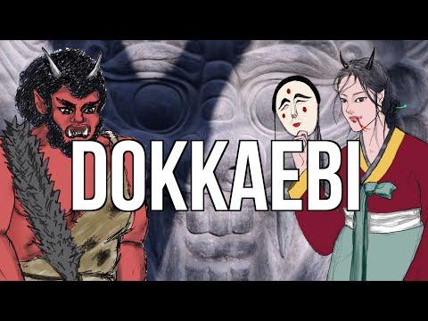 Korean Folklore: The Dokkaebi 도깨비 aka Korean goblin