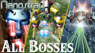 Nanostray (Nintendo DS) // All Bosses