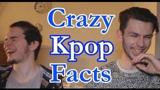 Crazy Kpop Facts, True or False? | KpopSteve