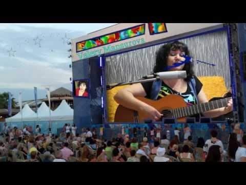 *ЭХО ЛЮБВИ* исполняет Валерия Мансурова.