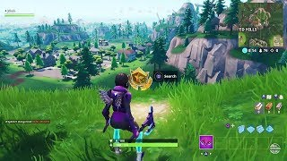 Fortnite Battle Royale - Season 9 Week 5 Secret Battlestar Location Guide (Utopia Challenges)