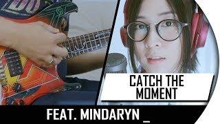 "Sword Art Online: Ordinal Scale - ""CATCH THE MOMENT"" | JAPANESE | Guitarrista De Atena Ft. MindaRyn"