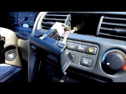 DIY 1998 - 2002 Honda Accord Manual Climate Control LED Installation
