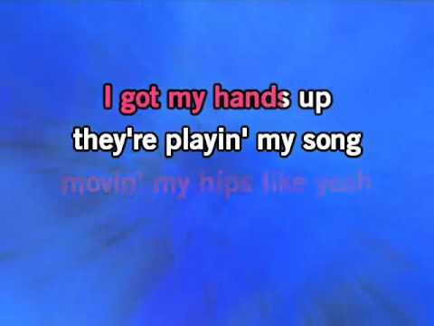 Miley Cyrus - Party In The U.S.A. (Karaoke/Instrumental) with lyrics