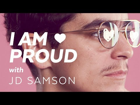 JD Samson: Why I'm Non-Binary I  I Am Proud
