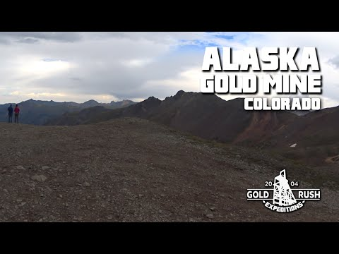 Gold Mining Claims - Alaska Gold Mine - Colorado - 2016