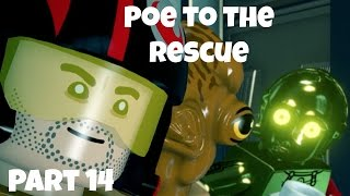 Lego Star Wars: The Force Awakens Part 14 [How to Get an Aquatic Character, Bonus Level!]