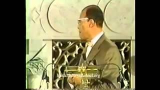 Bro. Louis Farrakhan Debates Bro. Khalid Muhammad-CLASSIC