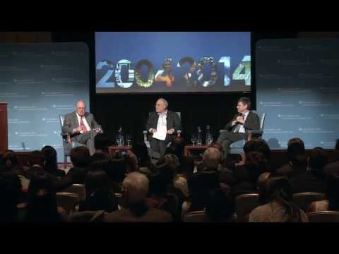 10 Years of the First PhD in Sustainable Development with Jeffrey Sachs & Joseph Stiglitz