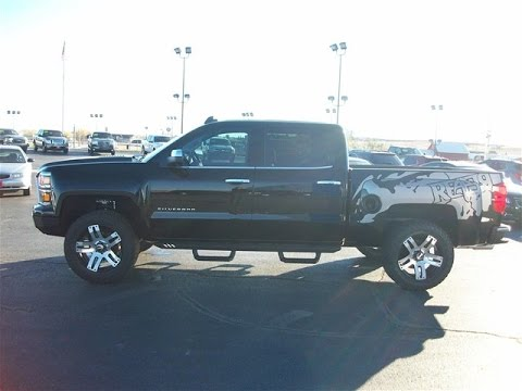 2015 Chevy Reaper Stats